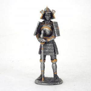 Figurine - Samurai et son katana