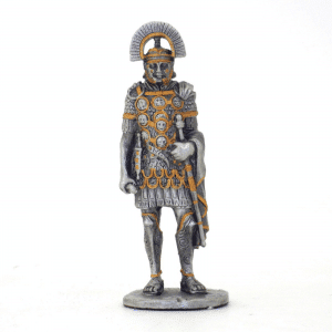 Figurine - Officier de l'armée romaine