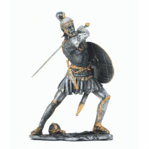Figurine - Combattant romain au combat