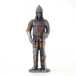 Figurine - Cavalier avec sa platine à mèche