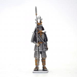 Figurine - Samurai équipé de son javelot