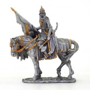 Figurine - Soldat viking sur sa monture