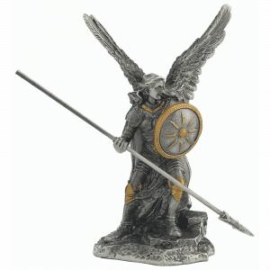 Figurine - Archange de Saint-Raphaël