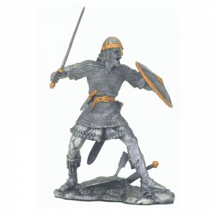 Figurine - Soldat viking au combat