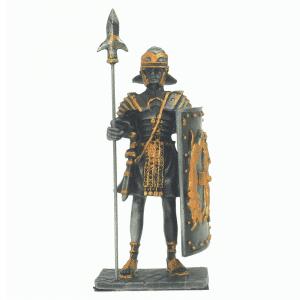 Figurine - Combattant de la garde impériale romaine au garde à vous