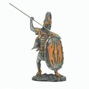 Figurine - Vétéran de l'Empire romain à l'assaut