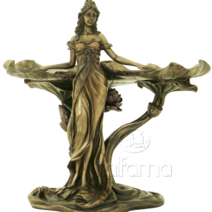 Figurine - Créature divine mythologique grecque - Floraison