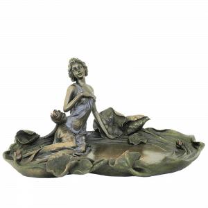 Figurine - Créature divine mythologique romaine sur le thème du printemps