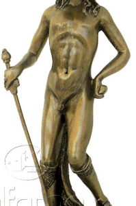 Figurine - David par le sculpteur Donatello