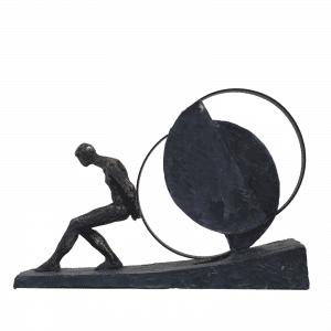Sculpture - Jusqu'à la fin