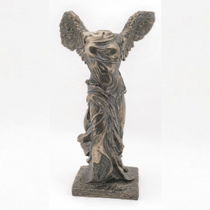 Sculpture miniature - Déesse Niké de Samothrace
