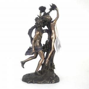 Sculpture miniature - Apollo et Daphné de l'artiste Le Bernin