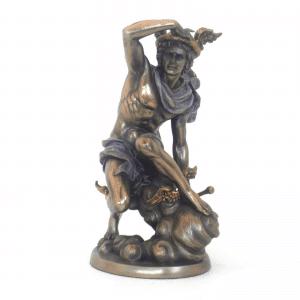 Sculpture miniature - Mercure