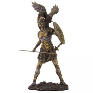 Figurine - Minerve déesse de la mythologie romaine