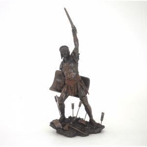Figurine - Combattant thrace Spartacus