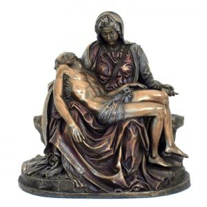 Sculpture miniature de la Piète de Michelangelo