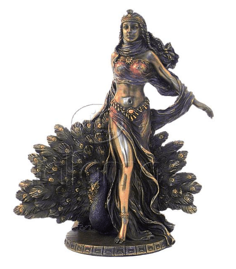 Figurine de la déesse antique Héra