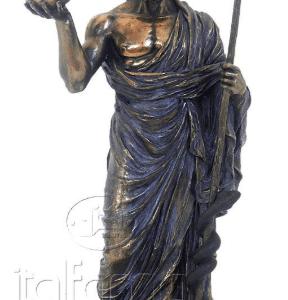 Sculpture miniature - Asclépios