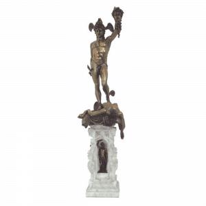 Sculpture miniature - Persée par le sculpteur B. Cellini