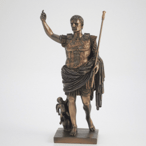 Figurine - Empereur romain Auguste