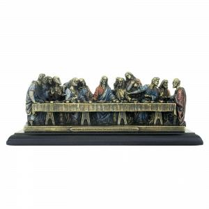 Sculpture miniature - Le derniers repas d'après l'oeuvre de L. Da Vinci