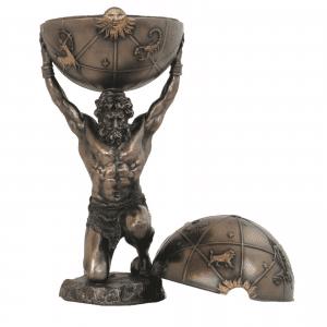 Figurine d'Atlas