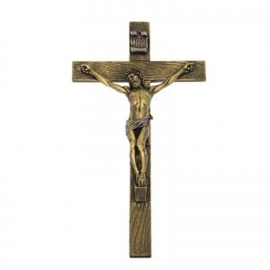 Figurine de Jésus sur son Crucifix