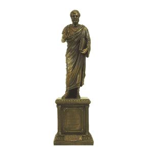 Figurine - Philosophe grec Aristote