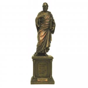Figurine - Penseur grec Socrates