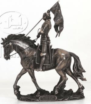 Figurine - La légendaire Jeanne d'Arc
