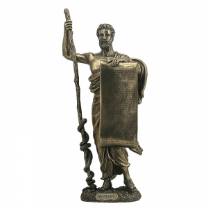 Figurine - Hyppocrate initiateur grecque de la médecine