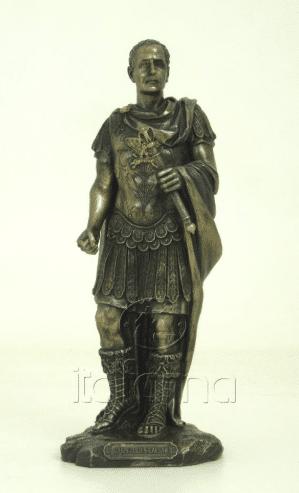 Figurine - Empereur romain Caius Jules César
