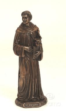 Figurine - Saint Antoine de Padoue