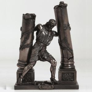Figurine - Samson et sa force légendaire