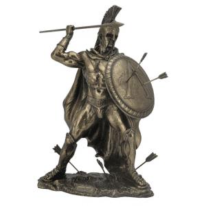 Figurine - Léonidas armé de flèches
