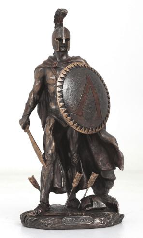 Figurine - Spartiate Leonidas