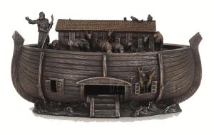 Figurine - L'arche de Noé selon la Bible