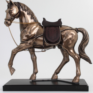 Figurine - Représentation d'un étalon
