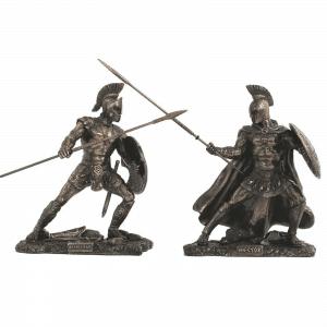 Figurine - Hector de la mythologie grecque