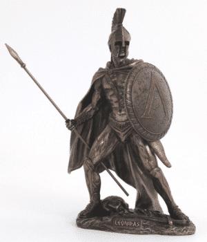 Figurine - Leonidas au combat