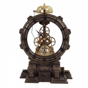 Horloge façon Steampunk