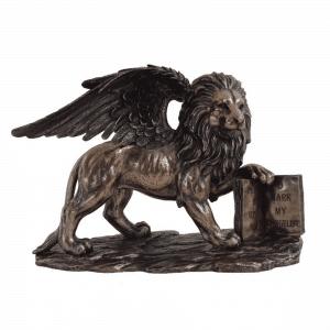 Figurine - Le lion ailé de Saint-Marc du tétramorphe