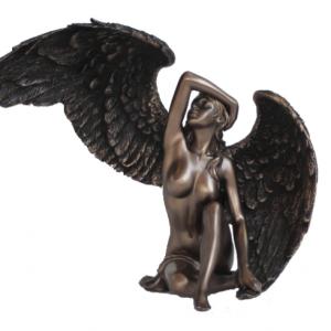 Figurine - Femme ailée