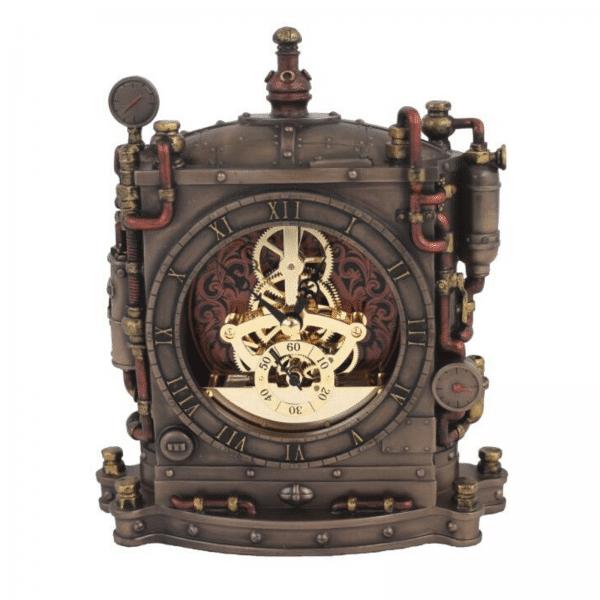 Horloge de style Steampunk