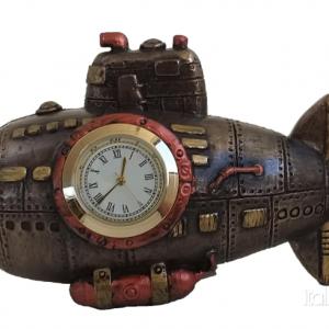 Horloge des abysses façon Steampunk