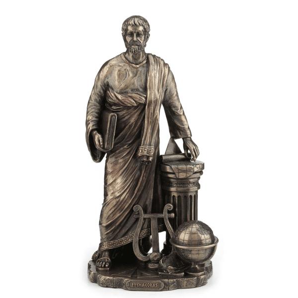 Figurine - Savant grec Pythagore