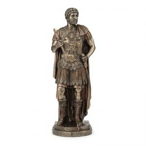 Figurine - L'empereur romain Hadrien
