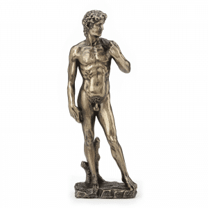 Sculpture miniature - David de Michelangelo