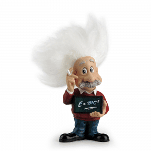 Figurine - Albert Einstein